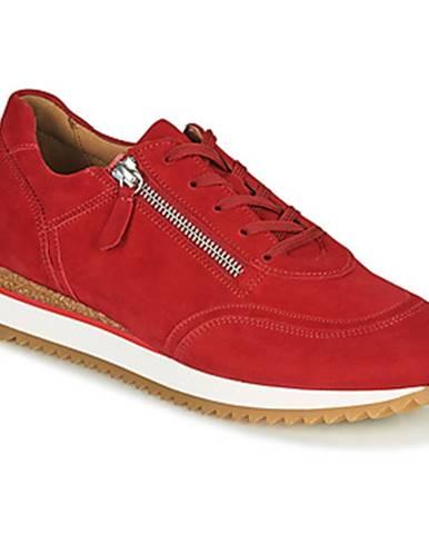 Červené tenisky Gabor