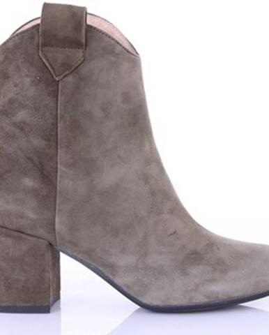 Zelené topánky Chiarini Bologna