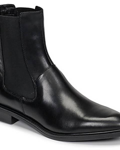 Čierne polokozačky Vagabond Shoemakers