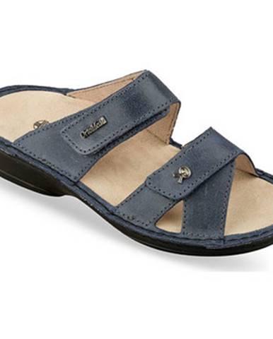 Modré topánky Mjartan