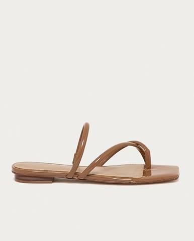 Hnedé papuče Aldo