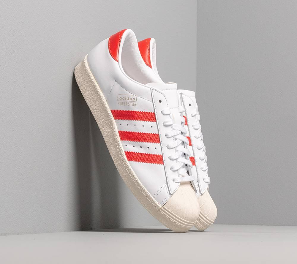 adidas Originals adidas Superstar OG Ftw White/ Core Red/ Off White