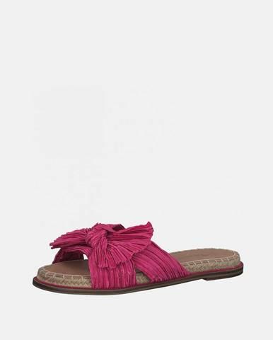 Ružové papuče Tamaris