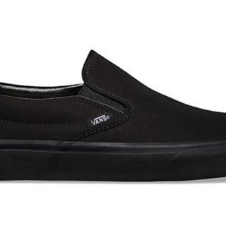 Tenisky Vans Classic Slip-On Black Black