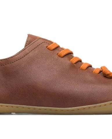 Topánky Camper Peu Brown