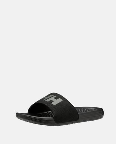 Čierne papuče Helly Hansen