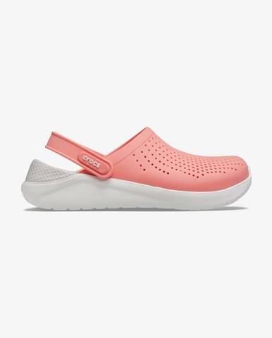 Oranžové sandále Crocs