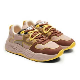 hnedé tenisky Celest Sneaker Braun