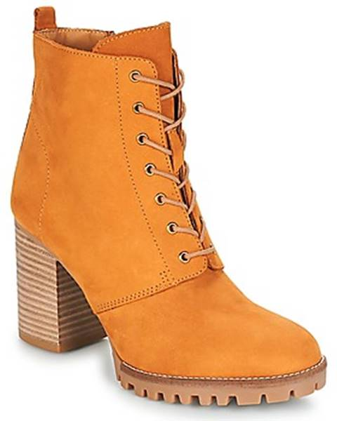 Žlté topánky André