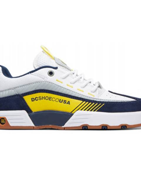Biele topánky DC Shoes