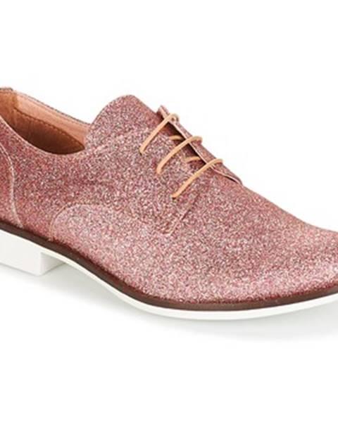 Viacfarebné topánky André