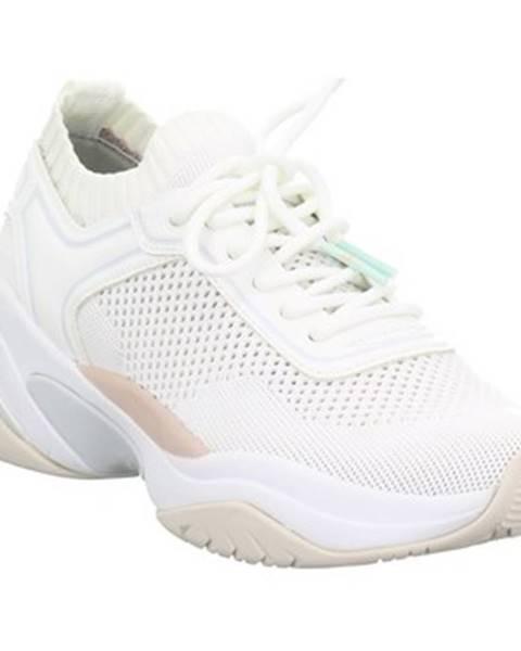Biele tenisky Tamaris