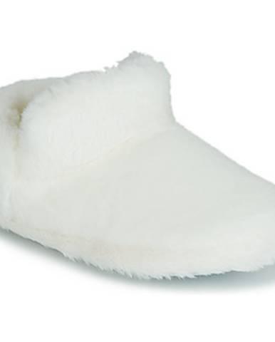 Biele papuče André