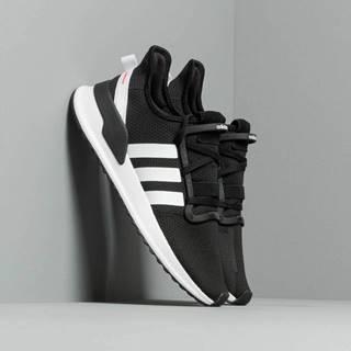 adidas U_Path Run Core Black/ Ftw White/ Shock Red