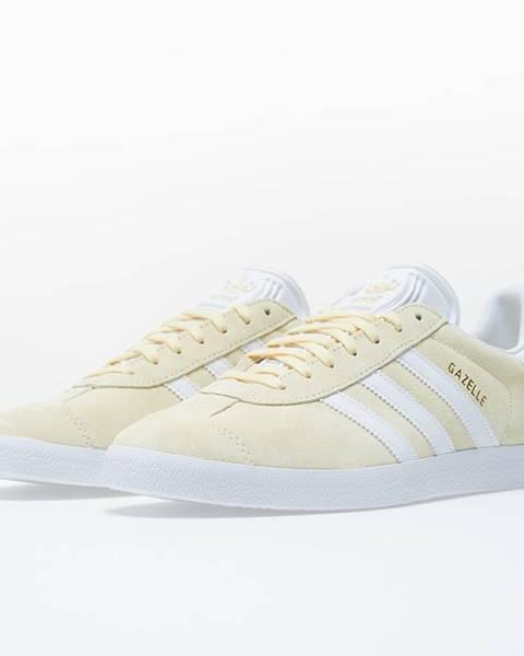 Žlté tenisky adidas Originals