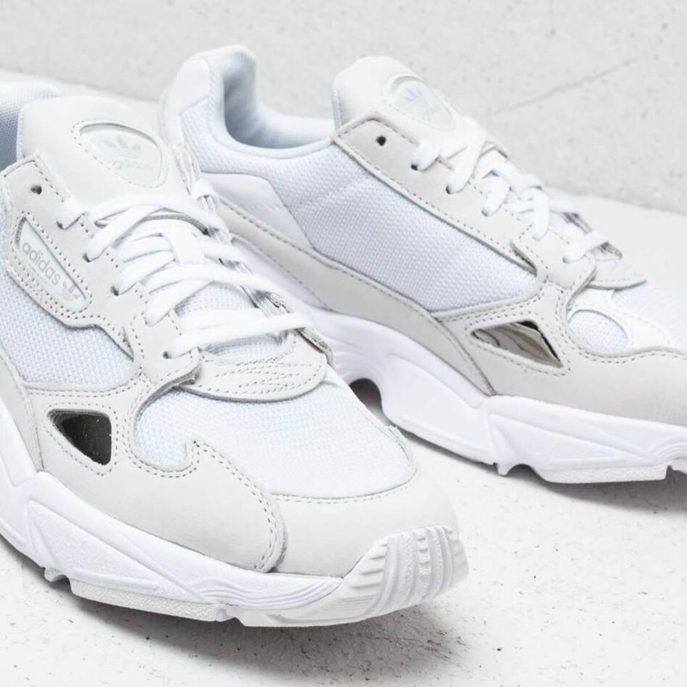 adidas Originals adidas Falcon W Ftw White/ Ftw White/ Crystal White