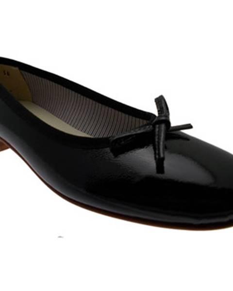 Čierne topánky Calzaturificio R.p