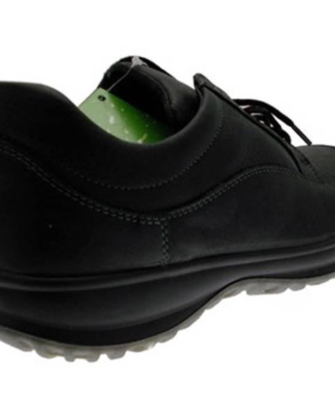 Čierne tenisky Calzaturificio Loren