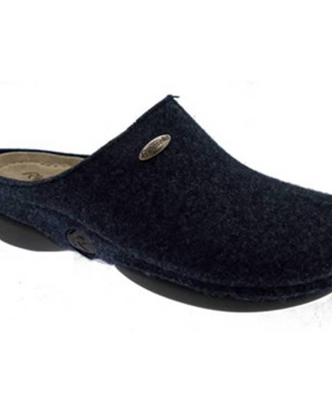 Modré topánky Riposella