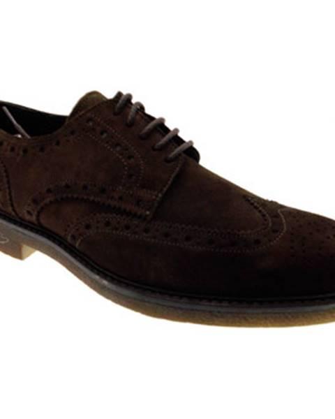 Hnedé topánky Pierfrancesco Neri
