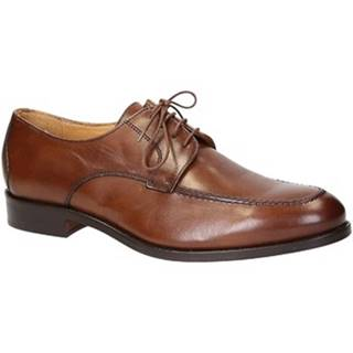 Derbie Leonardo Shoes  05559/FORMA 40 NAIROBI CUOIO