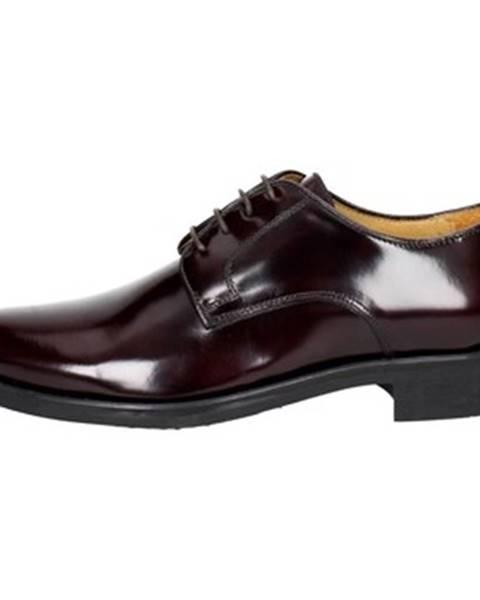 Červené topánky Hudson