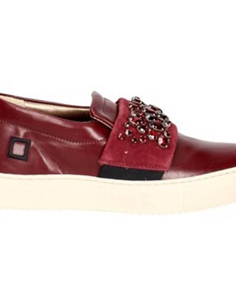 Červené topánky Date
