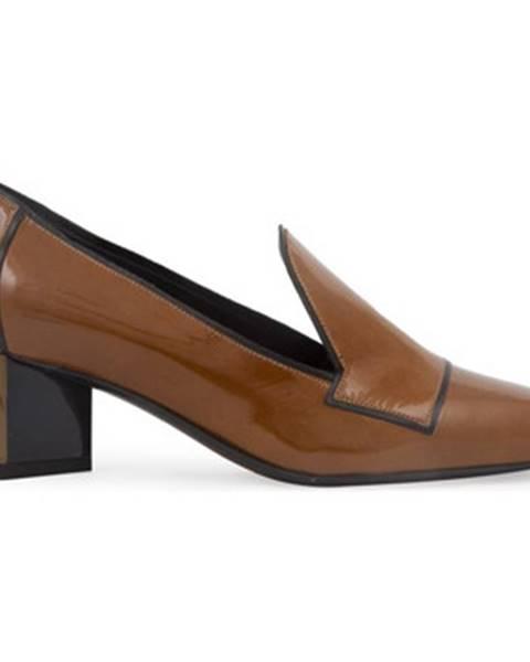 Hnedé topánky Pierre Hardy