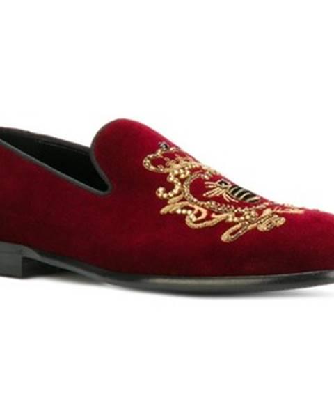 Červené topánky D G