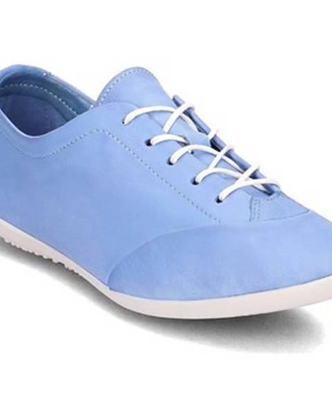 Modré tenisky Softinos