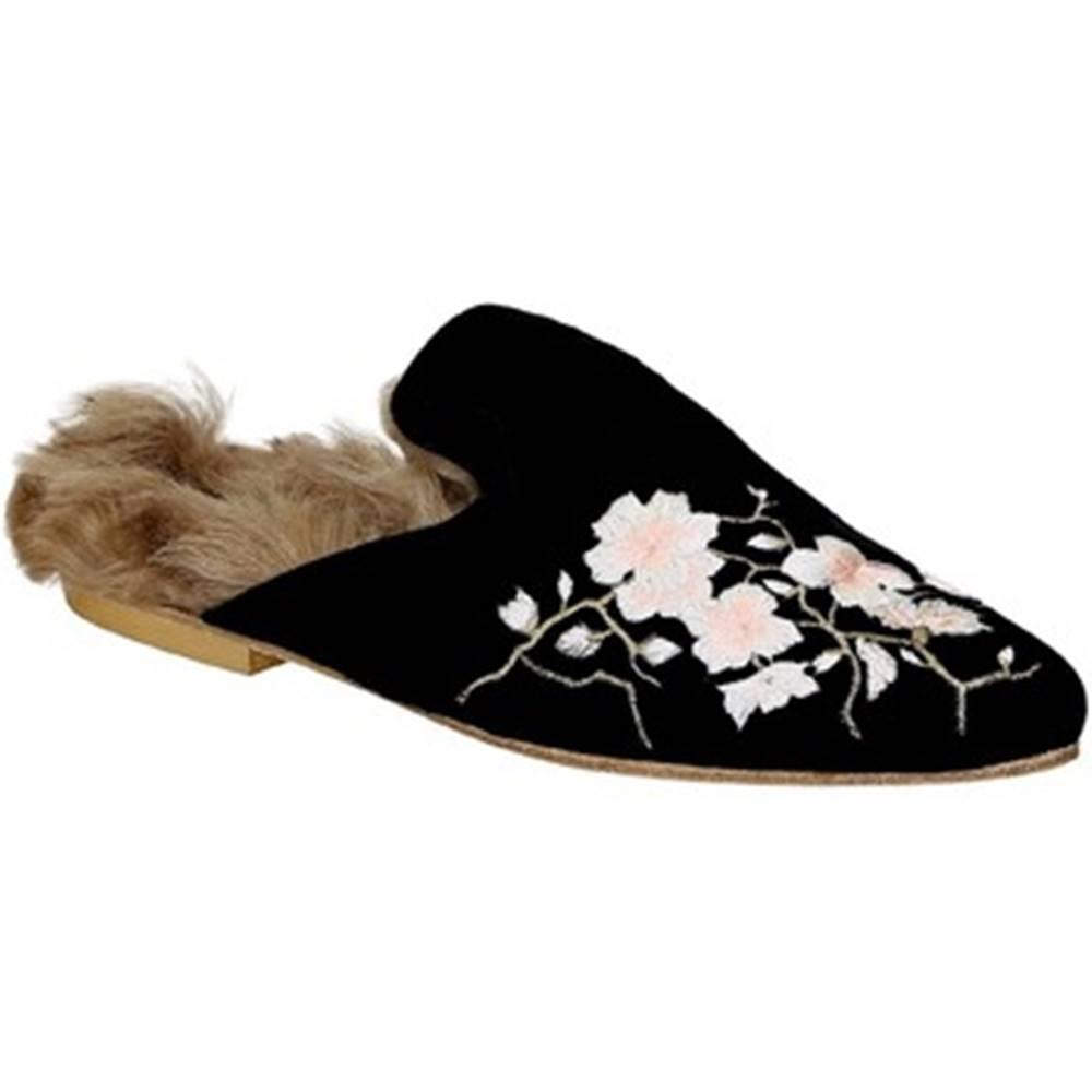 Gia Couture Papuče Gia Couture  1002 150 LA FRANCY