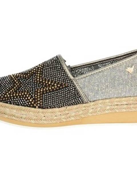 Hnedé topánky Shaka