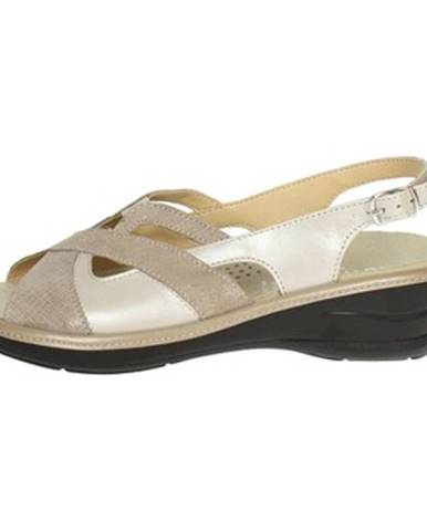 Béžové topánky Novaflex