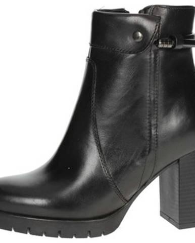 Čierne topánky Marko'