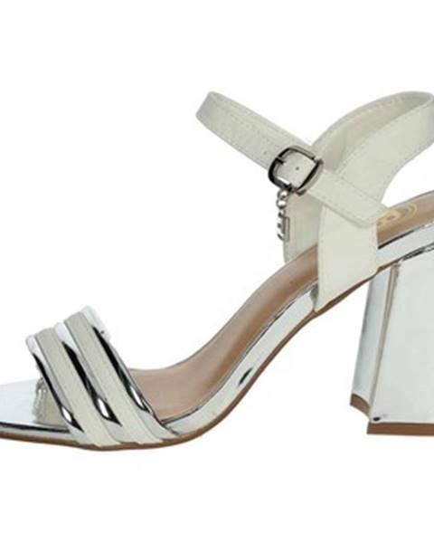 Viacfarebné topánky Laura Biagiotti