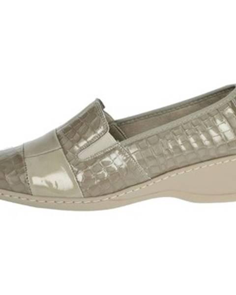 Béžové topánky Notton