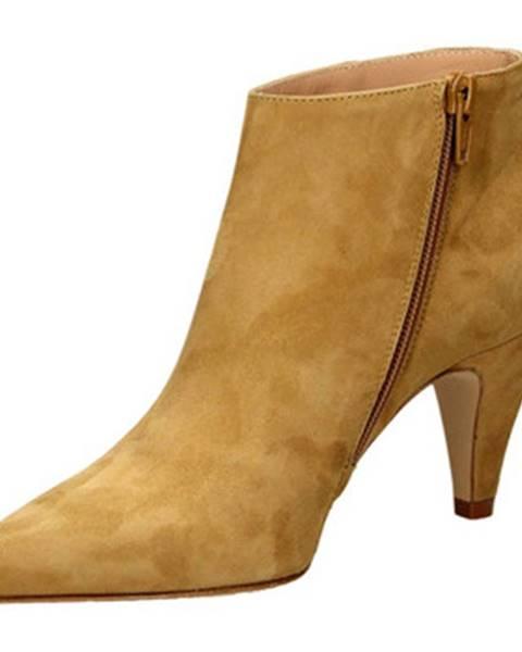 Béžové topánky Giampaolo Viozzi