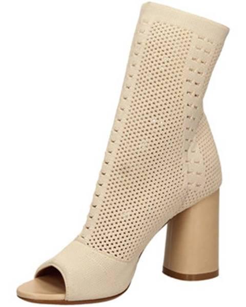 Žlté topánky Tiffi