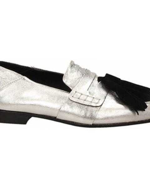 Viacfarebné topánky Lemaré