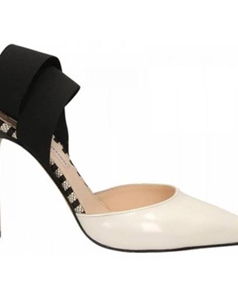 Viacfarebné topánky Enzo Di Martino