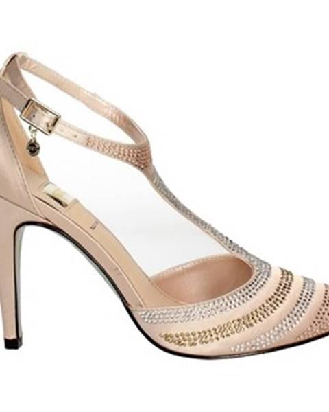 Ružové topánky O6