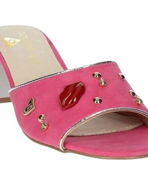 Ružové topánky Braccialini
