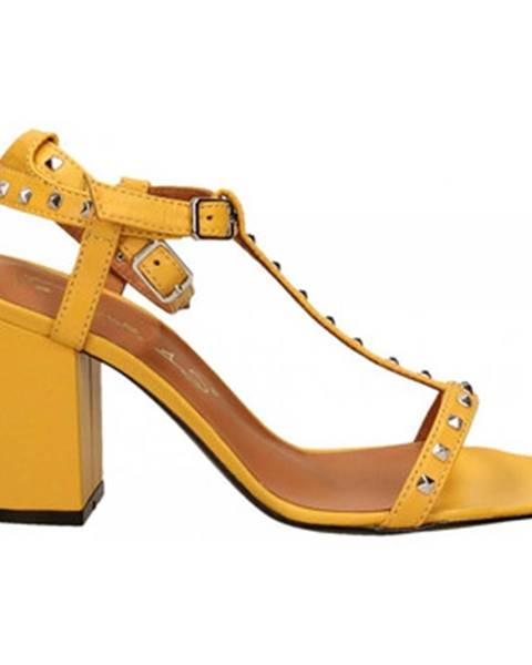 Žlté topánky Via Roma 15