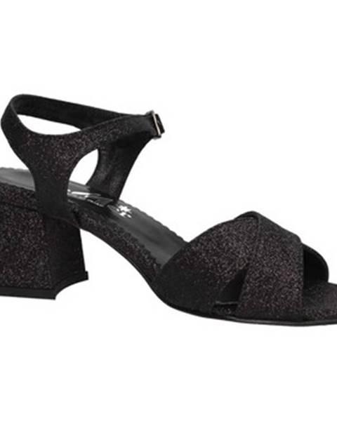 Čierne topánky Le Mer