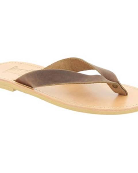 Hnedé sandále Attica Sandals