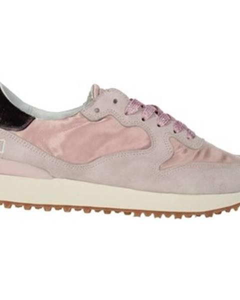 Ružové tenisky Date