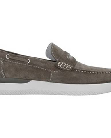 Hnedé topánky Stonefly