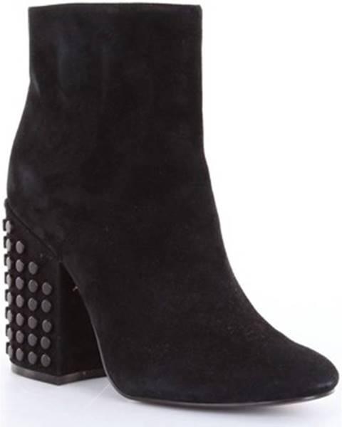 Čierne topánky Kendall + Kylie