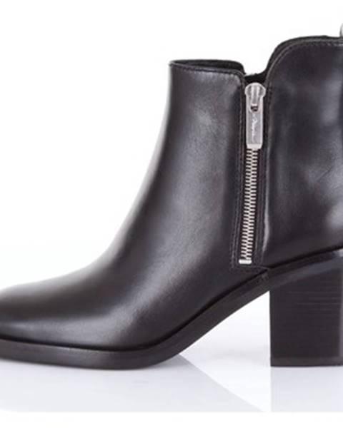 Čierne topánky Phillip Lim