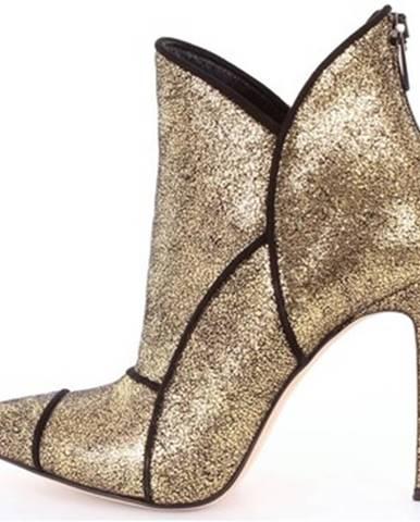 Zlaté topánky Sergio Levantesi